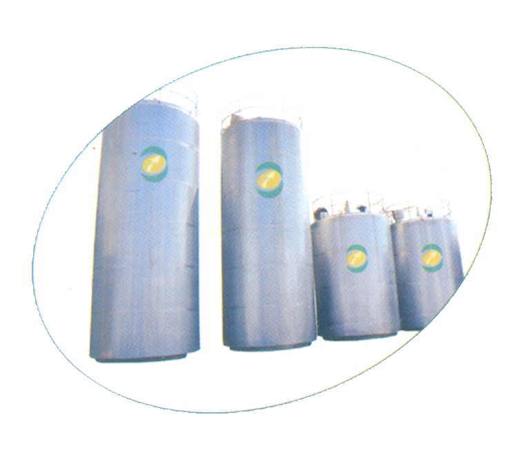 PUF Insulated Milk SILO
